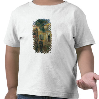 Sts Paul sjukhus, St Remy, 1889 T Shirts