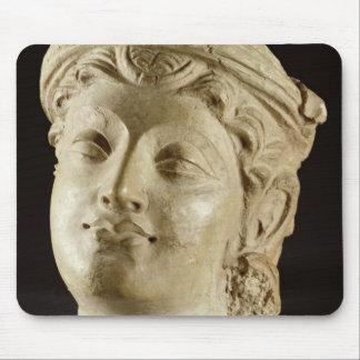 Stuckaturhuvud, Gandhara, 4th århundradeANNONS Musmatta