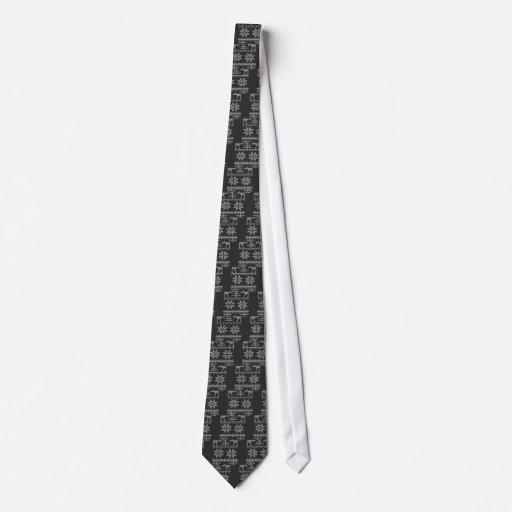 stuckit tröjamönster skäddarsydd slips
