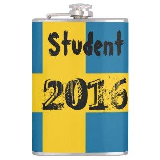 Student 2016 - med flagga