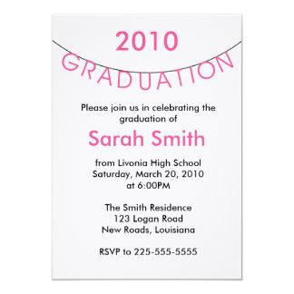 Studenten Personliga Inbjudan