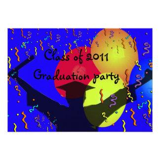 Studenten Party_ Anpassade Tillkännagivande