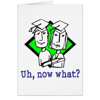 Studentenhumorkort Kort