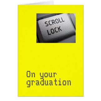 Studentenkort Hälsningskort
