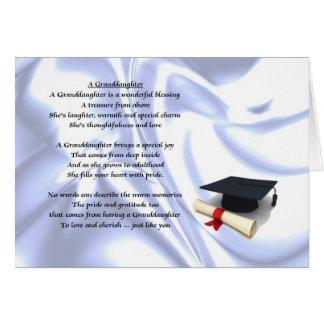 Studentensondotter Hälsningskort