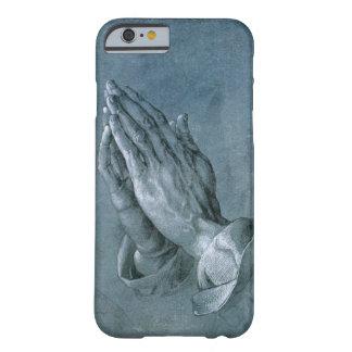 Studie av en apostel händer vid det Albrecht Durer Barely There iPhone 6 Fodral