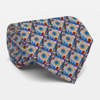 Studsa metall cirklar tien slips