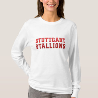 Stuttgart hingstar t shirt