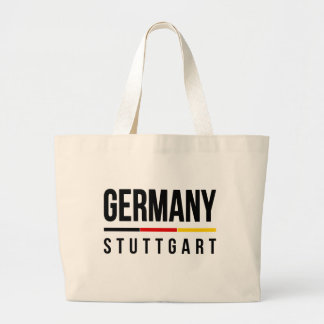 Stuttgart Tyskland Jumbo Tygkasse