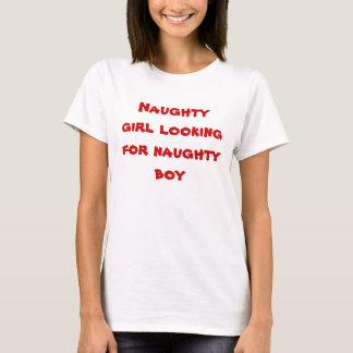 Stygg flicka tröja