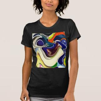 Stygg flicka tee shirt
