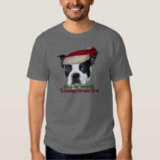 Stygg hund t shirts
