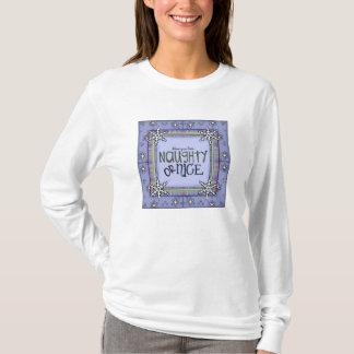 Stygg jul eller trevlig LS-skjorta Tröjor