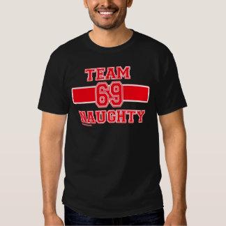STYGG julskjorta för LAG T Shirt