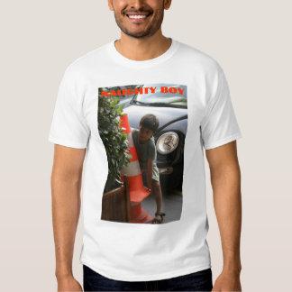Stygg pojke t-shirt