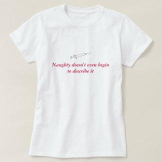 Stygg sjuksköterska tee shirts