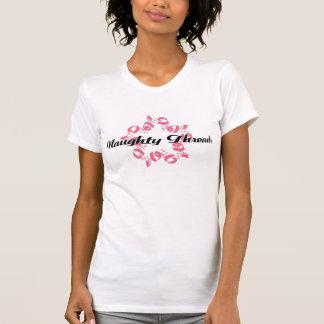 Stygg trådstjärnaskjorta tee shirt