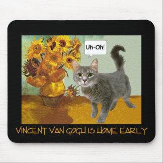 Stygg Van Gogh katt 3 Musmatta
