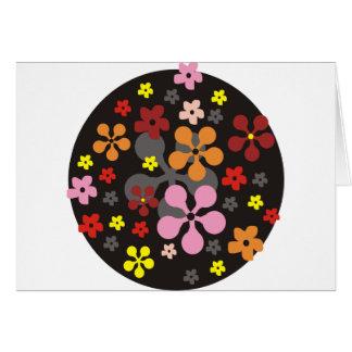 Stygga blommor OBS kort