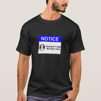 Styggt kan vara trevligt för! t-shirt