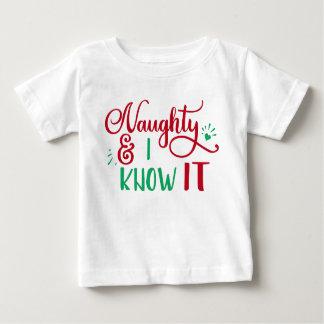 styggt och mig vet det rolig jul tee shirt