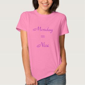 Styggt och trevligt t-shirt