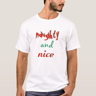 Styggt och trevligt tee shirt