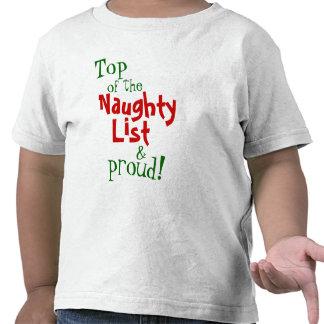 Styggt & stolt, ungar & småbarn t shirts