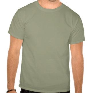 Styggt tränga någon tshirten (grönt) tee