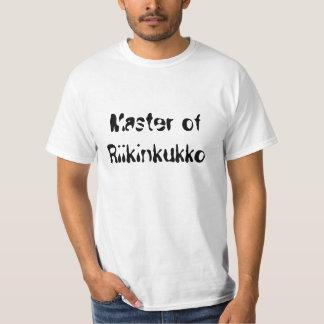 Styra av Riikinkukko T-shirts