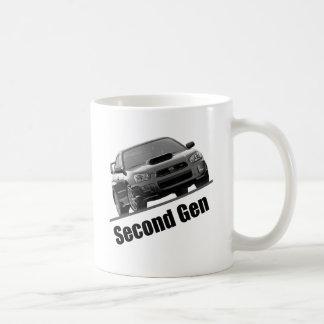 Subaru understöder Gen Kaffemugg