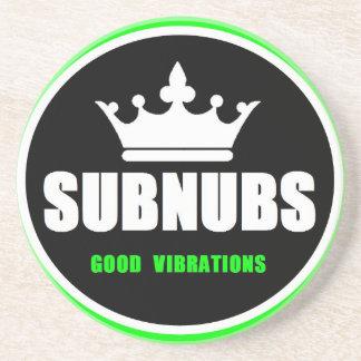 SubNubs_GoodVibrations Underlägg Sandsten