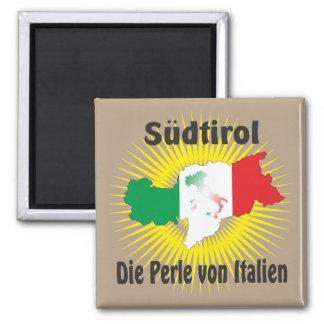 Südtirol – Alto Adige - Italien - Italia Magnet