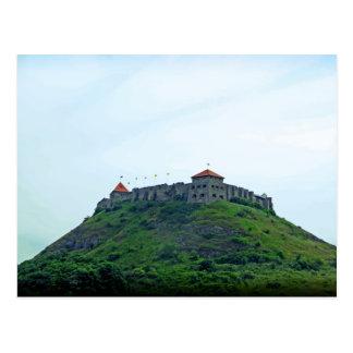 Suemeg slott, Somogy län, Ungern Vykort