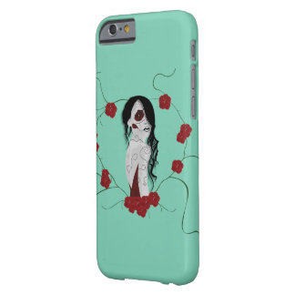 SugarSkull mördare Barely There iPhone 6 Fodral
