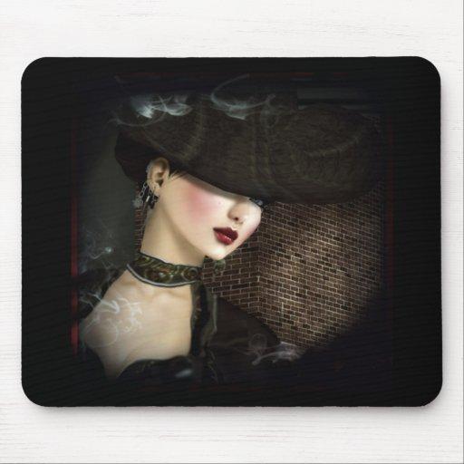 Sultry vintage mus mattor