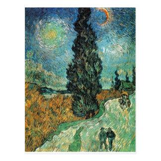 Summariska Vincent Van Gogh Vincent Willem Van Vykort
