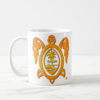 sunburstsköldpaddamugg kaffemugg