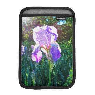 """Sunlit Iris"", iPad Mini Sleeve"