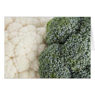 Sunt grönsakhälsningkort hälsningskort