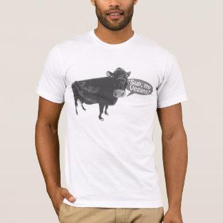 'sup min Vegans Tee Shirts