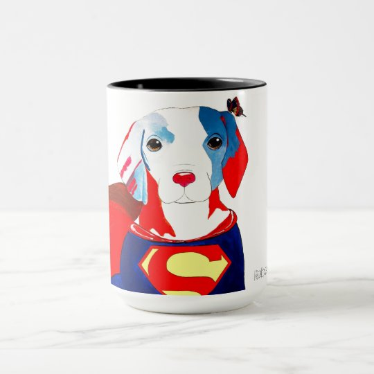 Super Dog Mugg