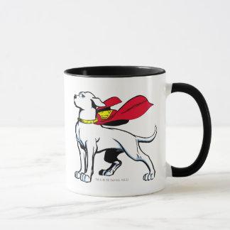 Superdog Krypto Mugg