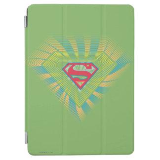 Supergirl Groovy logotyp 2 iPad Air Skydd