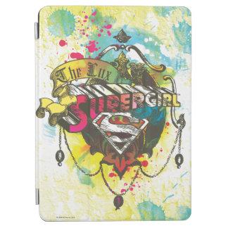 Supergirl logotyp luxen iPad air skydd