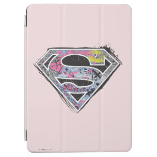 Supergirl logotypCollage iPad Air Skydd