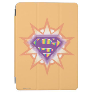 Supergirl orange Starburst iPad Air Skydd