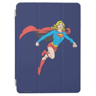 Supergirl poserar 1 iPad air skydd