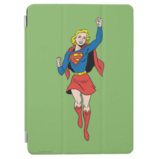 Supergirl poserar 4 iPad air skydd