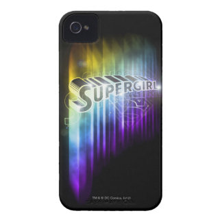 Supergirl regnbåge Case-Mate iPhone 4 fodraler